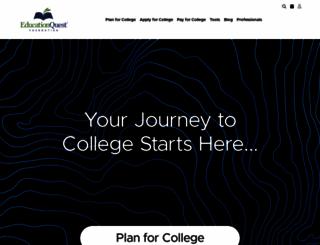 educationquest.org screenshot
