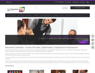 educatoncolombia.com screenshot