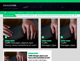 educatube.es screenshot