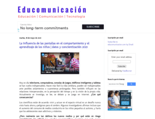 educomunicacion.com screenshot