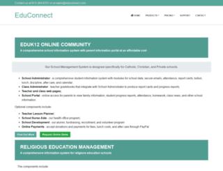 eduk12.net screenshot