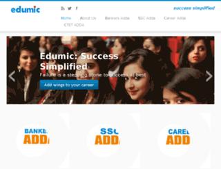 edumic.com screenshot