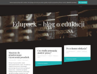 edupack.edu.pl screenshot