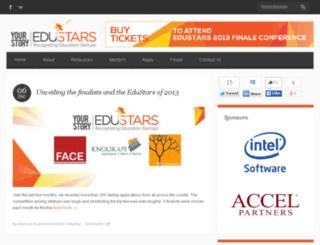 edustars.yourstory.com screenshot