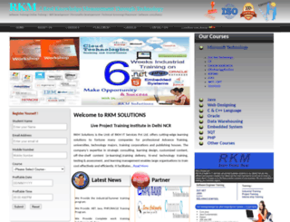 edutech.rkmsolution.com screenshot