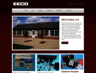 eecoswitch.co.uk screenshot