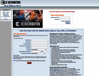eedistribution.com screenshot