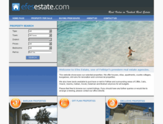 efesestate.com screenshot