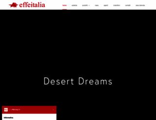 effeitalia.com screenshot