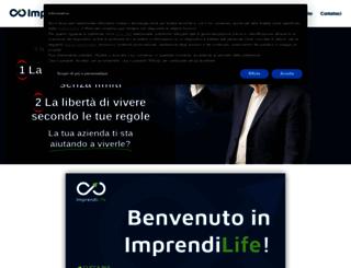 efficaciapersonale.com screenshot