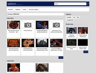 efg.wbmvideo.com screenshot
