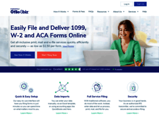 efile4biz.com screenshot