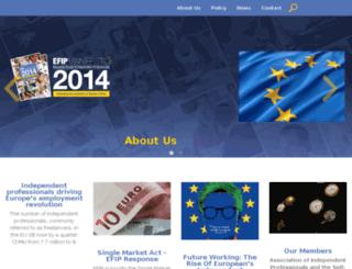 efip.org screenshot