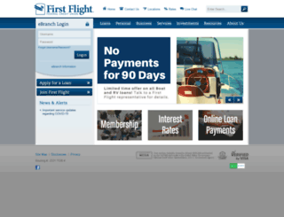 efirstflightonline.com screenshot