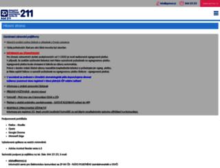 eforms.zpmvcr.cz screenshot