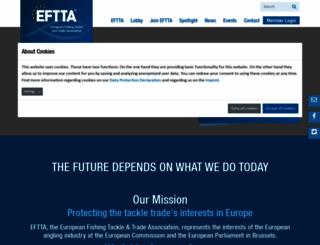 eftta.com screenshot