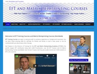 efttrainingcourses.net screenshot
