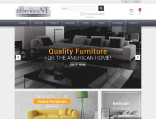 efurnitureny.com screenshot