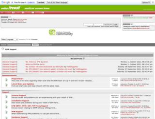 efwsupport.com screenshot