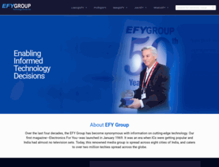 efy.in screenshot