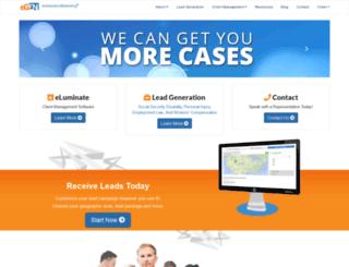 egenerationmarketing.com screenshot