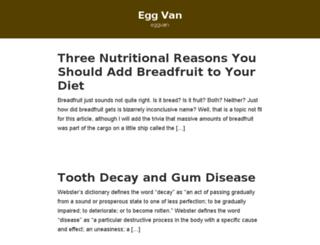 eggvan.com screenshot