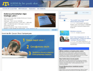 egitim.vatankirim.net screenshot