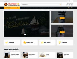 eglenerekal.com screenshot