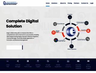 eglobe-solutions.com screenshot