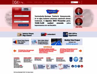 ego.gov.tr screenshot
