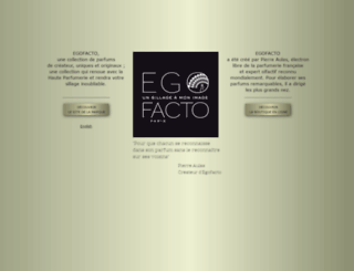 egofacto.com screenshot