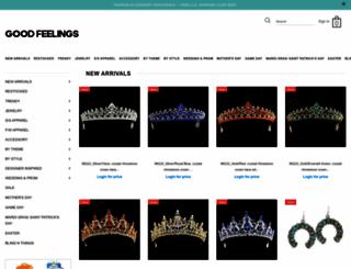 egoodfeelings.com screenshot
