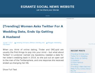 egrantz.wordpress.com screenshot