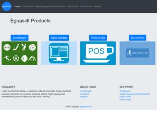 eguasoft.com screenshot