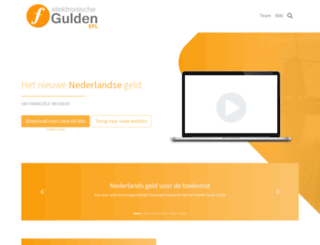 egulden.org screenshot