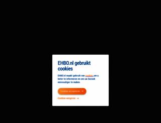 ehbo.nl screenshot