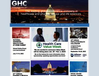 ehcca.com screenshot