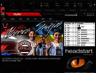ehl.entuziasti.lv screenshot