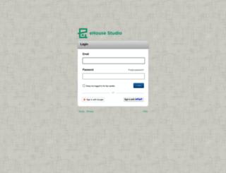 ehousestudio.quoteroller.com screenshot