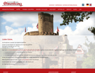 ehrenburg.de screenshot
