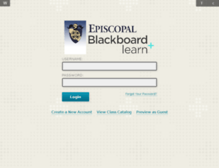 ehsbr.blackboard.com screenshot