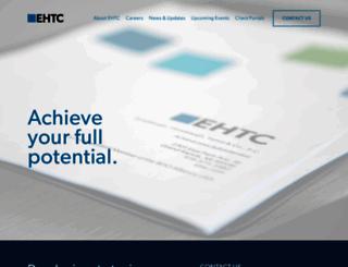 ehtc.com screenshot