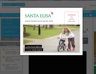 eidicomarket.com.ar screenshot