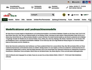 eilbote-onlineshop.de screenshot