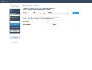 eileo.org screenshot