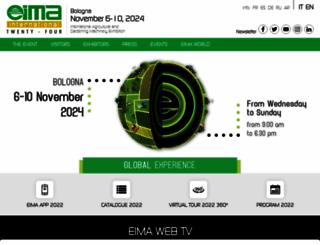 eima.it screenshot