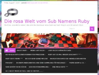 einsubnamensruby.com screenshot