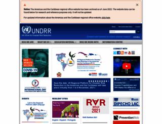 eird.org screenshot