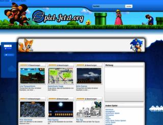 eisenbahn.spiel-jetzt.org screenshot