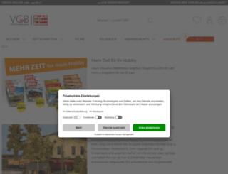 eisenbahnwelt.de screenshot